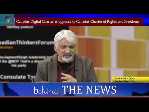 Canada's Digital Charter As Opposed To Canada's Charter Of Rights And Freedoms - Behind The News