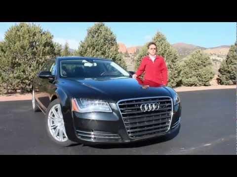 2013 Audi A8 Review