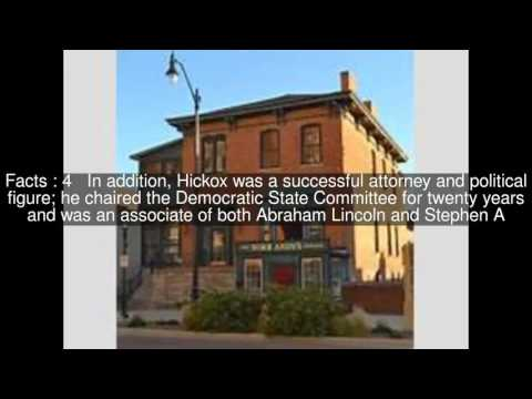 Virgil Hickox House Top  #9 Facts