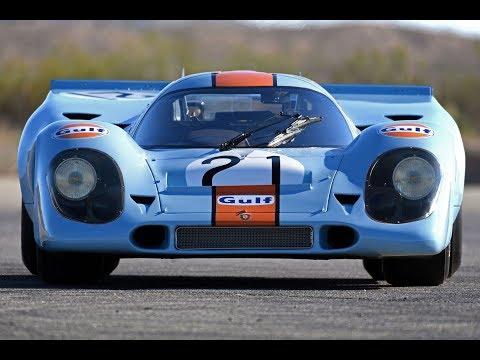 Assetto Corsa Porsche 917 showdown in Le Sathre (Circuit of Le Mans)
