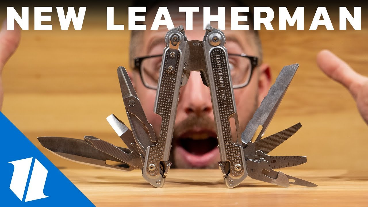 The New Leatherman Multi Tool At Shot Show Is Killer We Are The Mighty