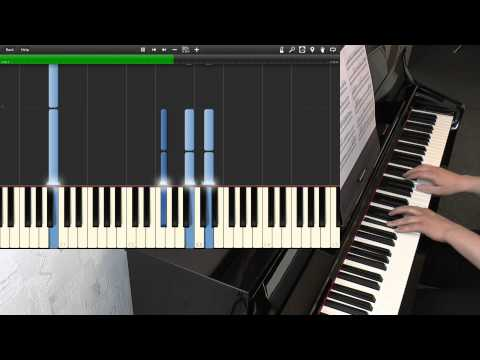 Erik Satie - 3ème Gnossienne (Piano Tutorial)