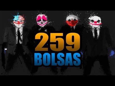 PAYDAY 2 : HACKER DETECTED!!!! - 259 BOLSAS DE ORO - PIRÓMANO - OVERKILL