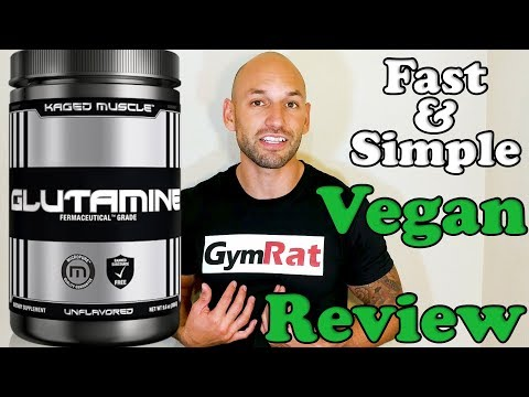 Vegan Supplement For Building Muscle   Kaged Muscle Review