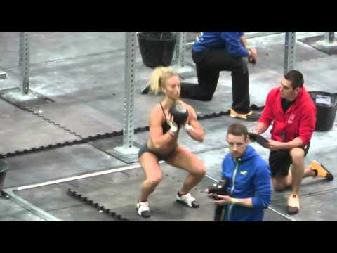 Battle of London CrossFit Games 2014 (19th Jan - Finals)