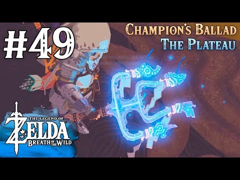 All 4 the plateau challenges! [Breath of the Wild] [Champion's #01]