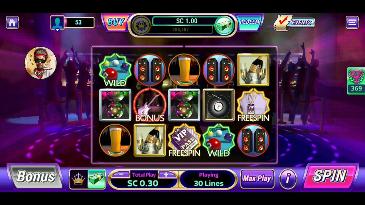 Playing Video Slots