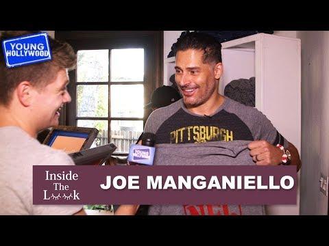 Joe Manganiello: In Pittsburgh, Football is a Religion!
