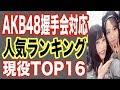 【最新版】AKB48現役メンバー握手会神対応の人気ランキングTOP 16!全盛期に起きた悲…