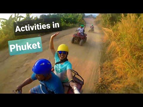 Activities in Phuket