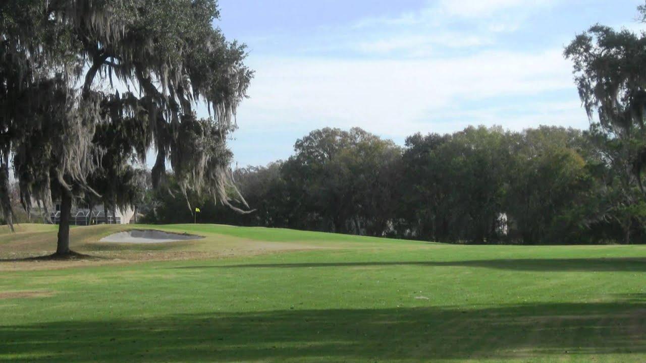 The Eagles Golf Club In Odessa Florida Near Tampa Youtube