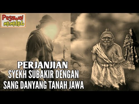 Misteri Jawa Kuno!!! Perjanjian Syekh Subakir dan SABDO PALON Terbukti Nyata #PJalanan