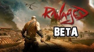 Ravaged Beta - Bom game ou Bug game?
