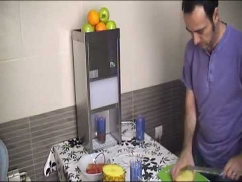 FRESH - Automatic Electric Cold Juicing Press For Commercial Use