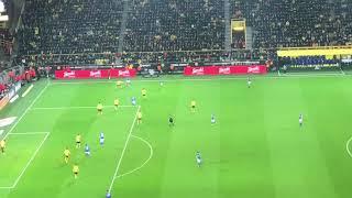 Borussia Dortmund - FC Schalke 04 4:4 Ausgleich Naldo - 25.11.17