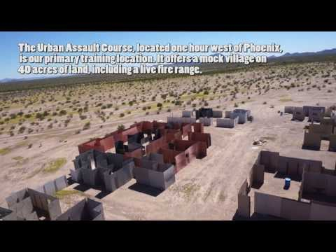 Marauders Tactical Training - AntiX Productions
