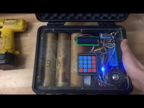 лазертаг бомба (страйкбол)