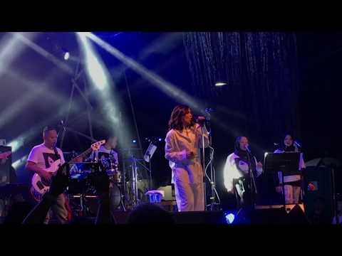 Dayang Nurfaizah & Hael Husaini   Kuching Waterfront Jazz Festival 2018