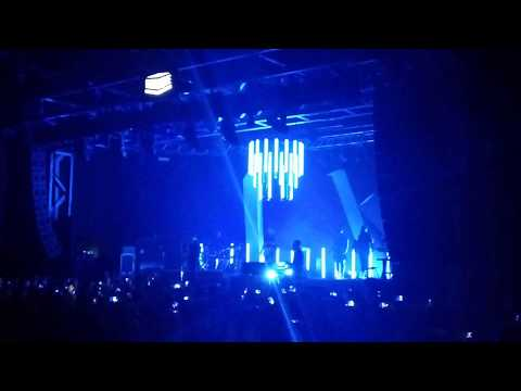 Hurts-Desire Tour-Intro & Ready To Go Live...