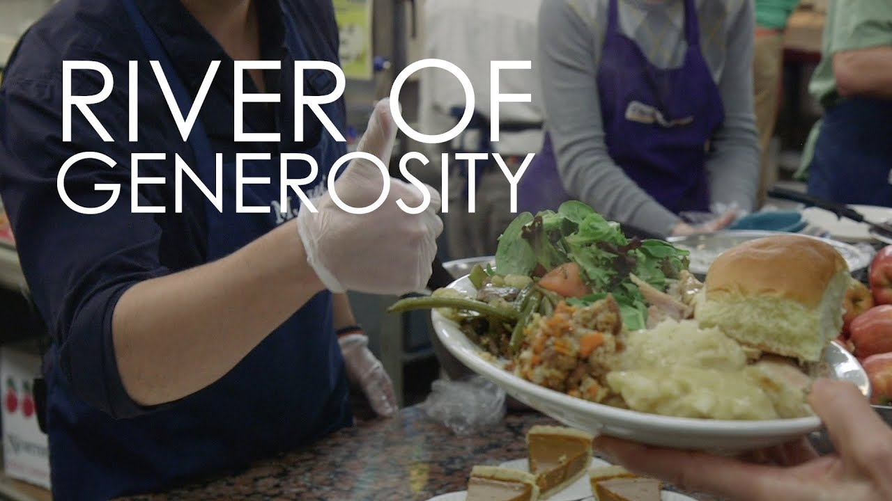 Wisconsin Foodie River Food Pantry Youtube