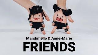 손가락춤) Marshmello & Anne-Marie - FRIENDS/ Finger dance) Marshmello & Anne-Marie - FRIENDS dance cover
