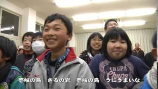 SING J ROY 長崎県 壱岐市 芦辺小学校  レゲエ特別授業