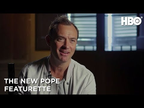 The New Pope | Character Confessional: Jude Law Featurette | HBO