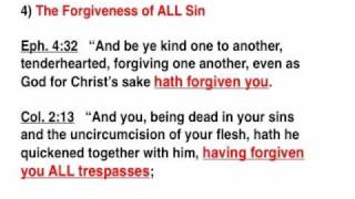 February 10 2008 Forgiveness of ALL Sin - Blessings of the Cross [Pastor Curt Crist]