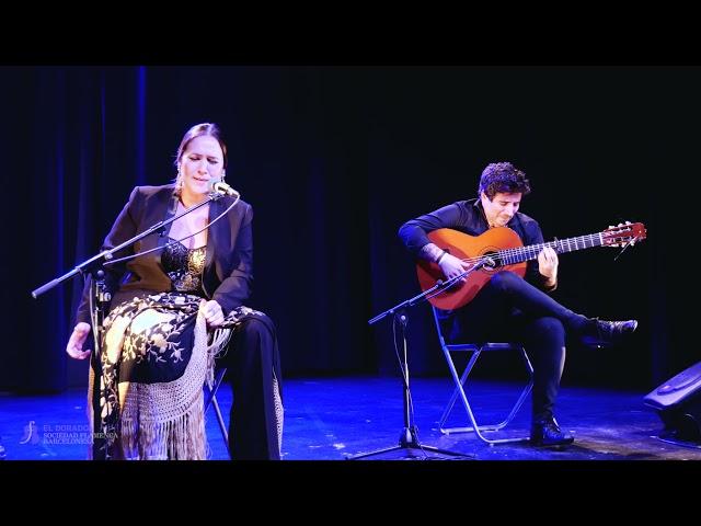 Alicia Morales (cante) y Paco Vidal (guitarra) - Seguiriya