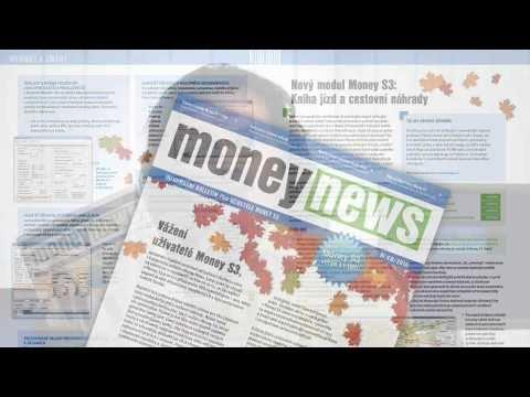 Aktualizácia účtovníckého programu Money S3 sa vyplatí SK