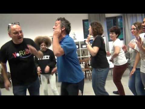 Laughter Dance con Paolo Ricci al Laughter Day