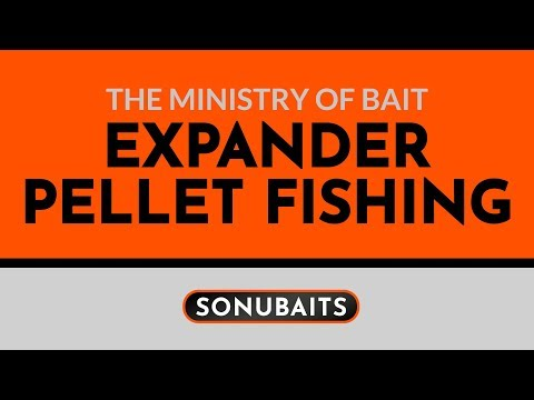 THE MINISTRY OF BAIT - Episode 1: Expander Pellet Fishing
