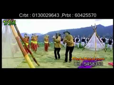 ▶ New Nepali Lok Dohori 2012   Lalupate Phul Chaina Paat Matrai
