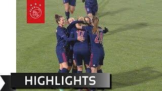 Video Highlights Achilles '29 - Ajax Vrouwen download MP3, 3GP, MP4, WEBM, AVI, FLV Desember 2017