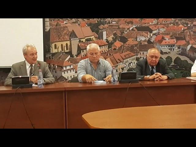 """Nicolae Salade despre cartea """"Unele consideraţii privind istoria poştală a Mediaşului"""""""