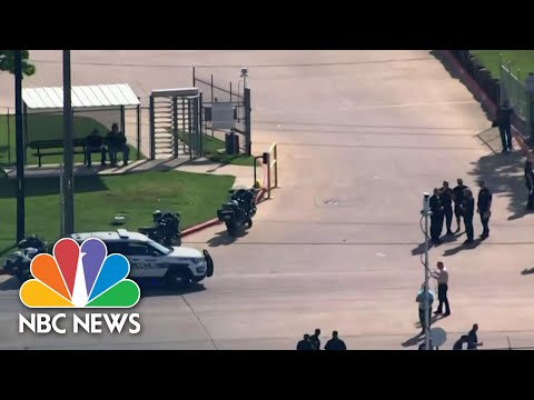 At Least 1 Killed, Multiple Injured In Texas Workplace Shooting   NBC Nightly News