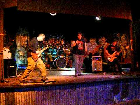 """05/28/11 - """"Within the Woods"""" @ Angels Roadhouse Yucaipa"""