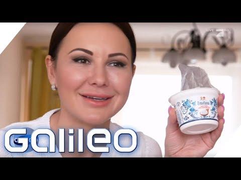 Die besten Snacks aus Russland im Überraschungspaket | Galileo | ProSieben