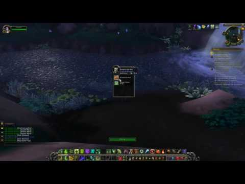 World Of Warcraft Catching The Magic-Eater Frog Legion Fishing Guide