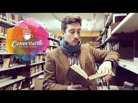Conversarte con George Casanova   Cap 2. Daniel Álvarez