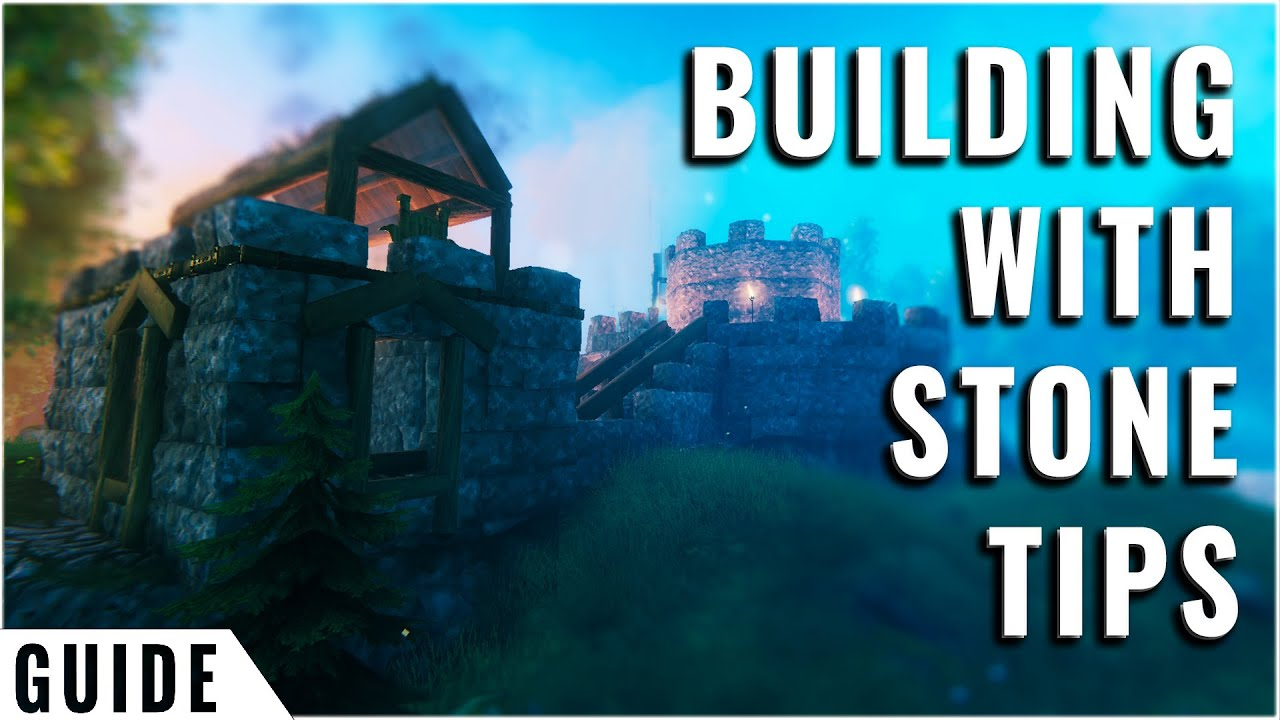 Download Valheim Guide Building Better With Stone