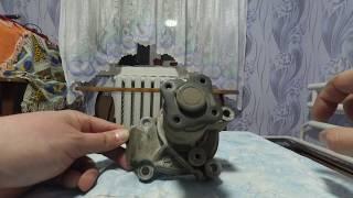 замена помпы (Водяного насоса) Соната тагаз 2 литра 137 лошадей Sonata. #Sonata, #тагаз, #Hyundai