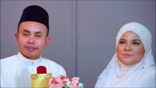 Fadzli & Nurhazirah Nikah Highlight 10 February 2017 Shah Alam, Selangor, Malaysia. Sony a7ii HD