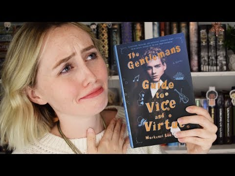 THE GENTLEMAN'S GUIDE TO VICE AND VIRTUE BY MACKENZIE LEE BOOKTALK