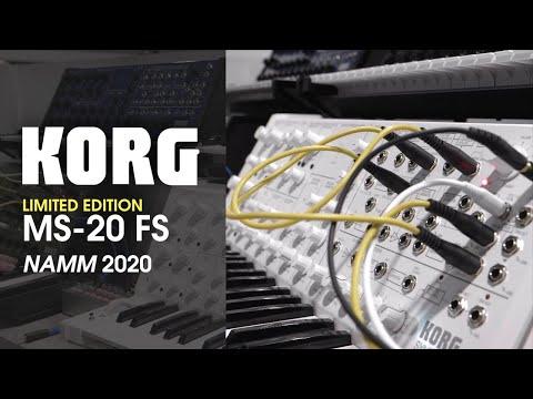 Korg MS20 |