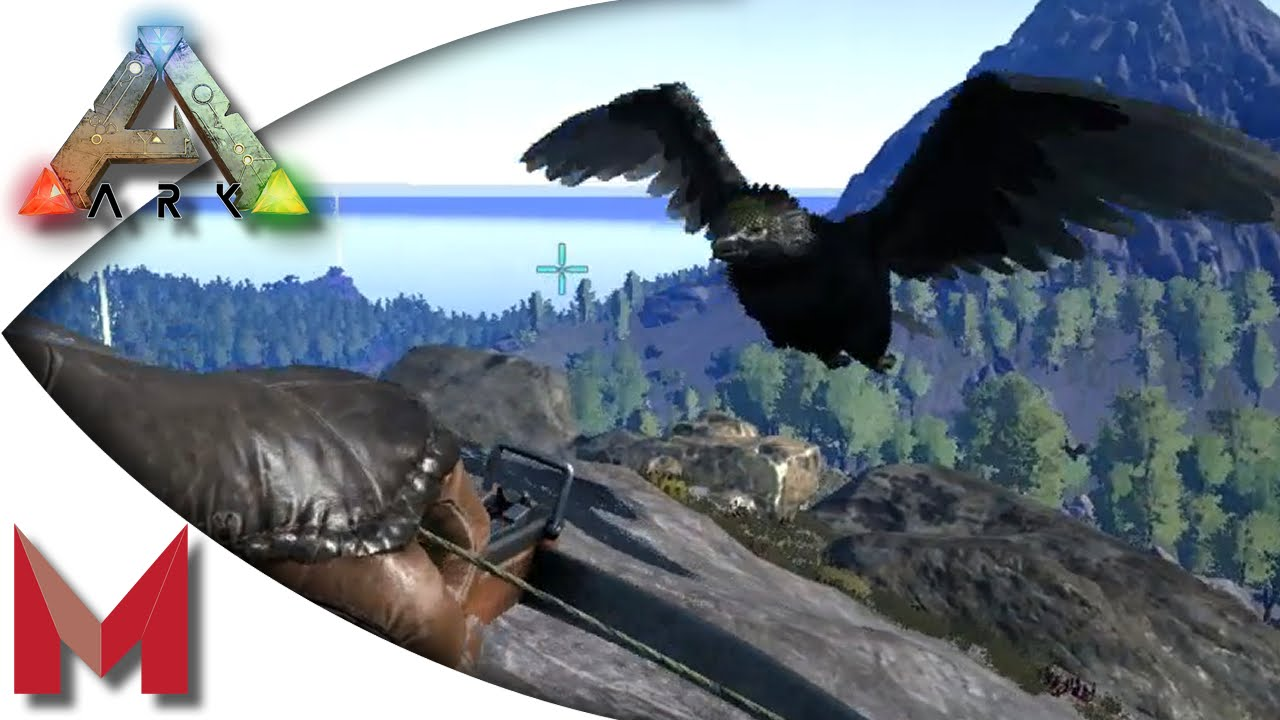 Ark survival evolved taming an argentavis and a mastercraft item ark survival evolved taming an argentavis and a mastercraft item s3e6 gameplay youtube malvernweather Image collections