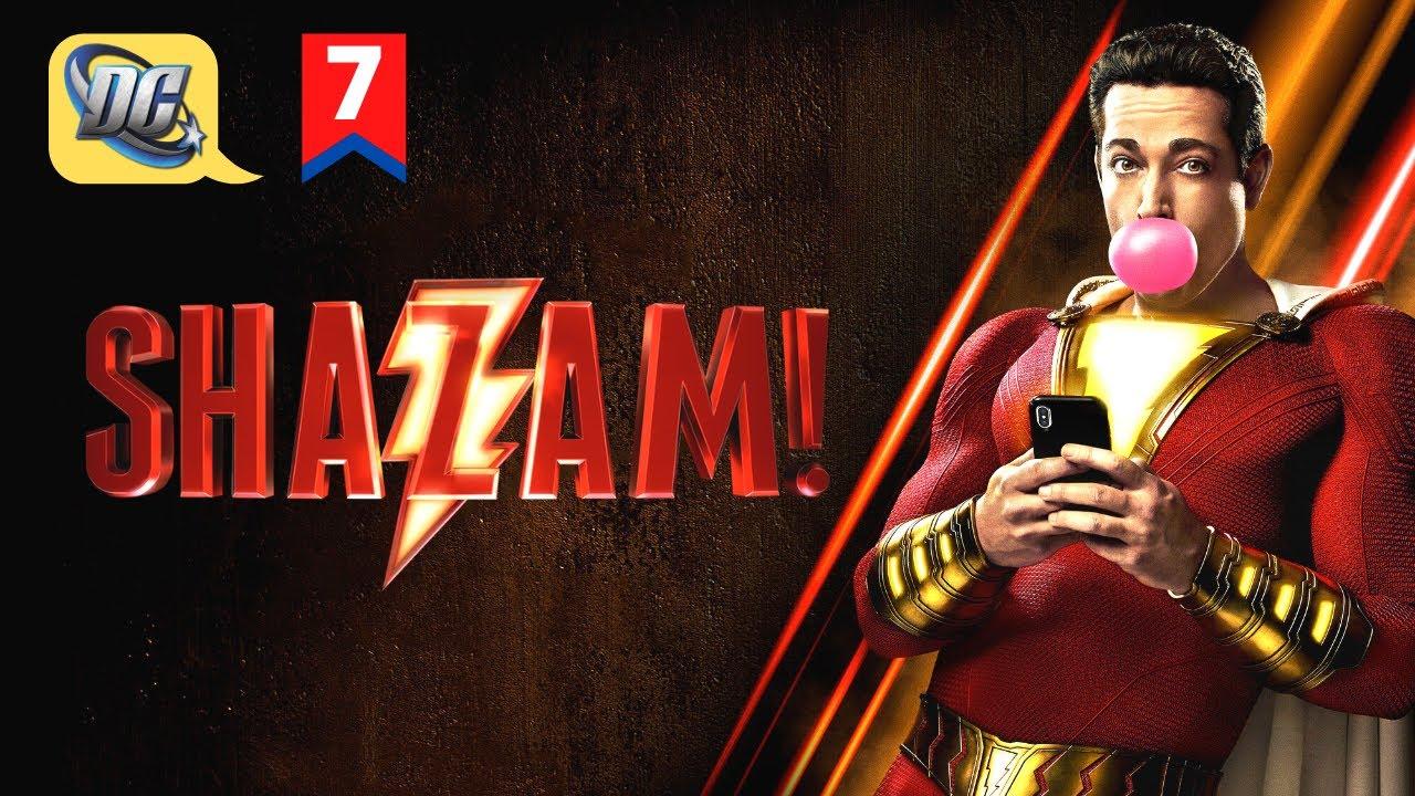 Download Shazam Movie Explained in Hindi   DC Movie 7 Shazam (2019) Movie Explained In Hindi