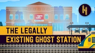 The Nonexistent Train Station that Legally Exists