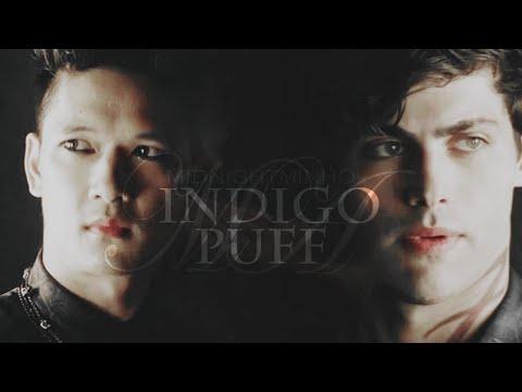 ● Magnus & Alec | Indigo Puff {+1x04}