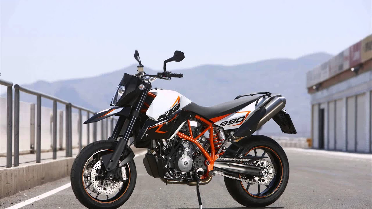 ktm 990 supermoto r 2013 - youtube